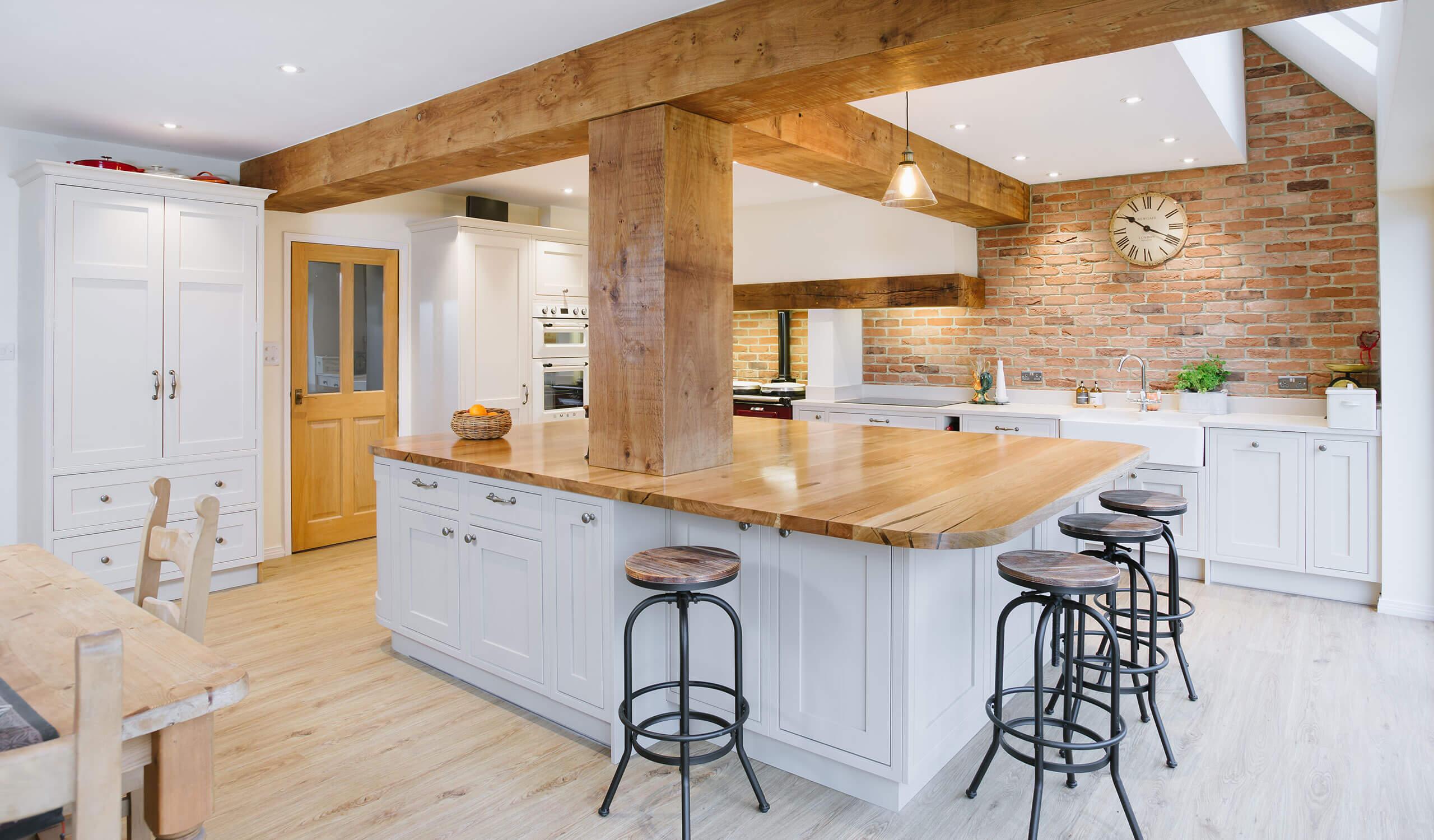 Kitchen Redesign in Bolney